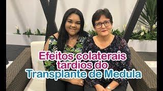Mix Palestras | Efeitos colaterais tardios do transplante | Drª Belinda Simões