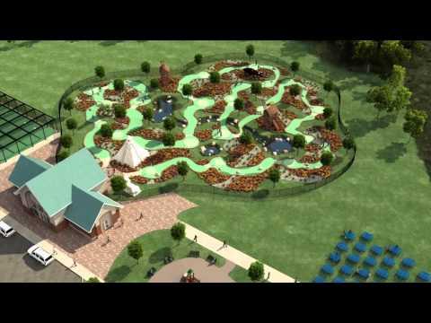 Tioga Downs Casino Resort - Animated Virtual Tour Video