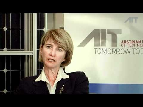 Kristina Johnson @ the AIT: about beeing an engineer, leadership ...