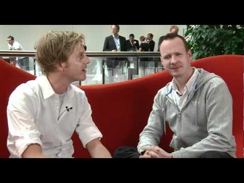 Interview: Hans Blomberg von bigFM auf der roten Couch