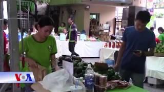Phiên chợ Xanh - Tử tế ở Sài Gòn (VOA)
