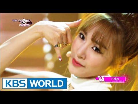 Music Bank with Eng Lyrics | 뮤직뱅크 (2014.10.12)