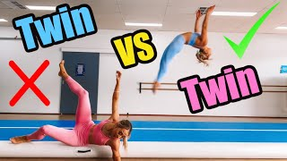 STICK IT Challenge! TWIN Vs TWIN!!!