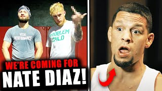 Nate Diaz CALLED OUT by Jake Paul, Jorge Masvidal, UFC Fighter Suspended by USADA, Hardy on McGregor