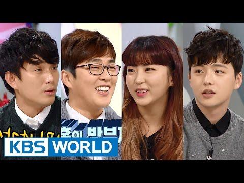 Hello Counselor - Park Gwanghyun, Kim Kyungrok, Kim Hyeseong & Kwon Sohyun (2016.02.08)