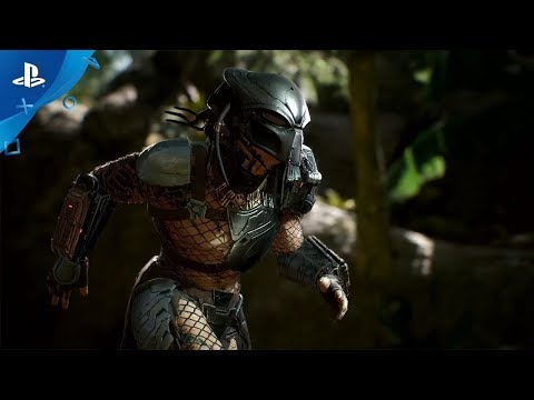 Be the Predator trailer