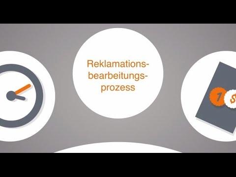 Reklamationsprozesse einfacher abwicklen - Geschäftsprozessmanagement
