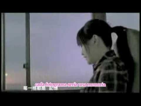 Love's frezze-frame 愛情定格 - Amber Kuo 郭采潔 (Español)