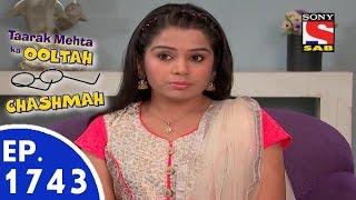 Taarak Mehta Ka Ooltah Chashmah - तारक मेहता - Episode 1743 - 20th August, 2015