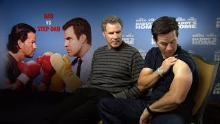 Will Ferrell & Mark Wahlberg take our trivia quiz