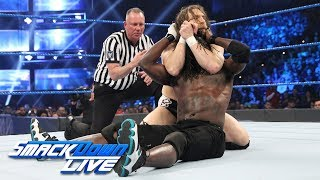 R-Truth vs. Daniel Bryan: SmackDown LIVE, Jan. 8, 2019