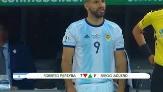 ARGENTINA VS PARAGUAY Copa America 2019 ( 20-June-2019)