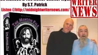NIKOLAS SCHRECK Interview - Manson Mysteries & The Manson File - Midnight Writer News Show