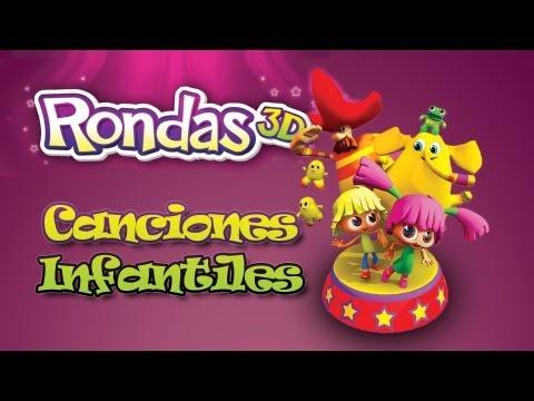 Enganchado Musical de Rondas y Canciones Infantiles