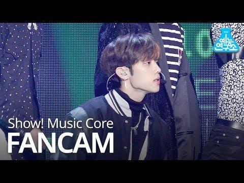 [예능연구소 직캠] THE BOYZ - No Air (SUNWOO), 더보이즈 - No Air (선우) @Show Music Core 20181215