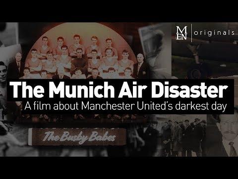6 февруари 1958 г. Катастрофата в Мюнхен