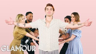 "K.J. Apa, Tyler Posey and More of the Cast of ""The Last Summer"" Take a Friendship Test 