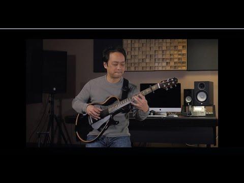 Yamaha SL200G Silent Guitar