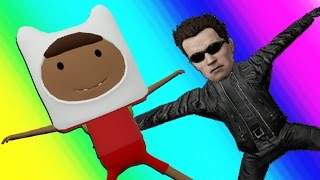 Hide and Seek Funny Moments - Cartwheel Edition! (Garry's Mod)