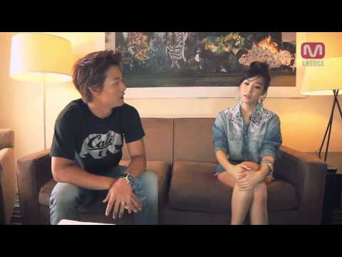Tiffany from Girls'Generation  Exclusive Interview with Mnet America