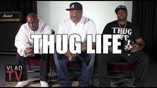 Thug Life on Biggie & 2Pac Doing