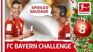 James and Thiago - Whisper Challenge - Bundesliga 2018 Advent Calendar 8