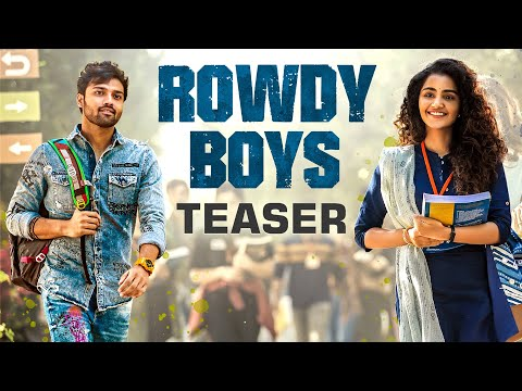Rowdy Boys Teaser - Ashish, Anupama- Dil Raju