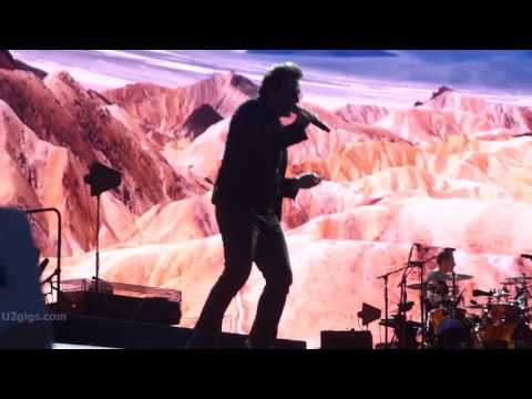 U2 With Or Without You, Paris 2017-07-26 - U2gigs.com