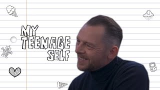 Simon Pegg on meeting his teenage crush - and how they responded (My Teenage Self)