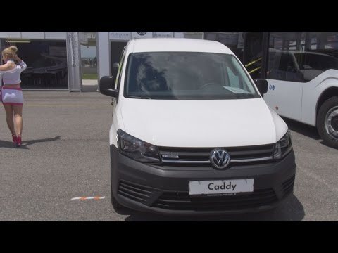 Volkswagen Caddy Maxi 1.4 TGI 81 kW CNG (2016) Exterior and Interior in 3D