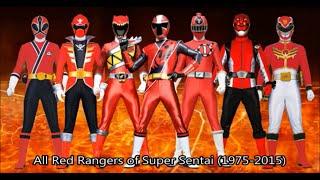 Tổng hợp những siêu nhân đỏ (1975-2016)