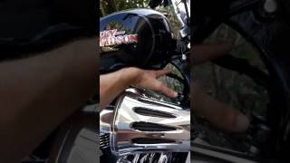 How to do a tank lift on a sportster (dos and donts)