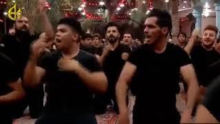 زلزال مجلس داوود العاشور بنداء تهدمت والله اركان الهدى باسم الكربلائي ...