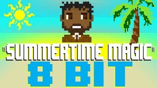 Summertime Magic [8 Bit Tribute to Childish Gambino] - 8 Bit Universe