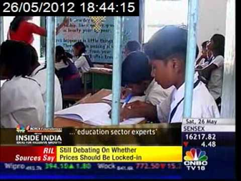 Inside India - Ideas for Inclusive Growth - Elementary Education