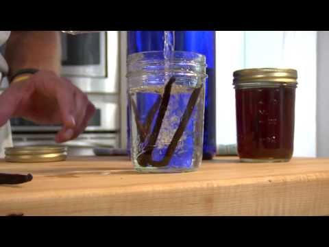 Jamie Deen's How-To: Homemade Vanilla Extract - YouTube