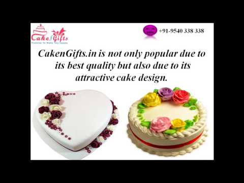 CakenGifts.in is The Best site For Cake and Flowers