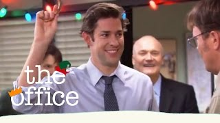 Jim Saves the Christmas Party - The Office US