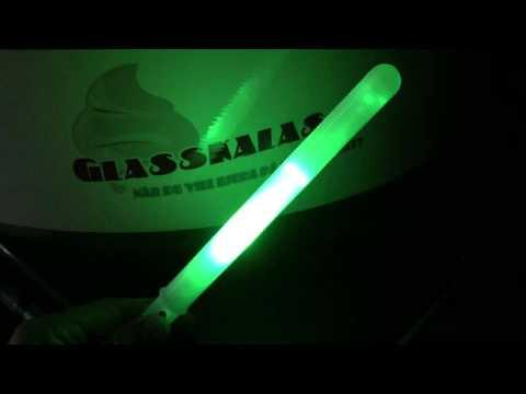 Effektfulla LED sockervaddspinnar! Glasskalas-hyr sockervaddsmaskin-