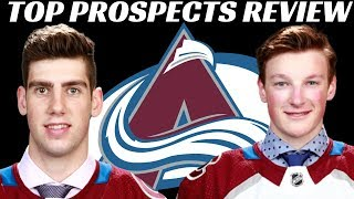 2019 NHL Top Prospects Review - Colorado Avalanche