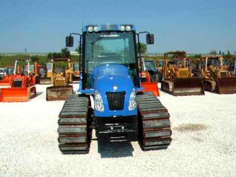 trattori cingolati - YouTube