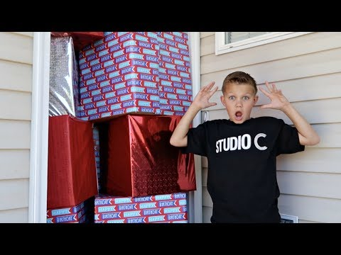 🎁ROOM FULL OF PRESENTS!!! | STEPHEN'S 11TH BIRTHDAY🎁