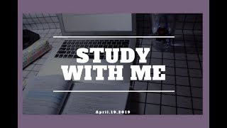 Study with Me for 30 Minutes! REAL TIME | NO MUSIC✏️