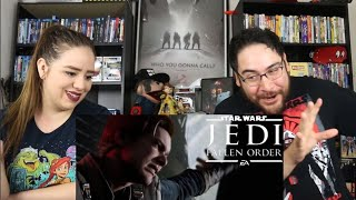 Star Wars JEDI: FALLEN ORDER - Official Reveal Trailer Reaction / Review /  Discussion