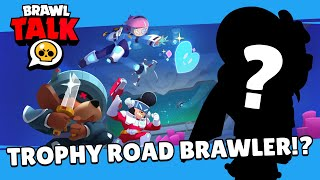 Brawl Stars: Brawl Talk! - Trophy Road Brawler, Seasonal Rewards, and... SOMETHING ELSE!