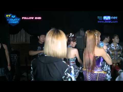 RT Mcountdown_FOLLOW  2NE1 (I LOVE YOU)