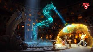 Rồng Thần Canh Giữ Bát Xà Mâu Thần Khí Bí Ẩn Trong Truyền Thuyết | Hiên Viên Kiếm | OneTV 📺