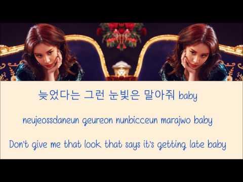 Seohyun - Don't Say No [Hang, Rom & Eng Lyrics]