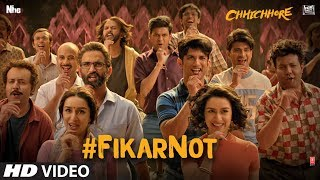 Fikar Not – Chhichhore