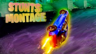"Asphalt 8-9|STUNTS MONTAGE""epic stunts""(Funny Thug Life Moments,Bugs,Glitches)#14^last part^"